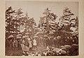 The burial of J.L. Runeberg, May 12, 1877, Society of Swedish Literature in Finland, Runebergbibliotekets bildsamling, slsa1160 602.jpg