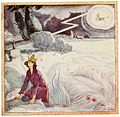 The horse appears in the storm. Illustration by Cecile Walton, 1920..jpg