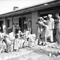 The inmates of the Wah Refugee Camp meet Lady Mountbatten.jpg