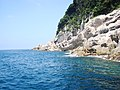 """The sea from the cruise boat of """"Sotomo"""" - panoramio.jpg"""