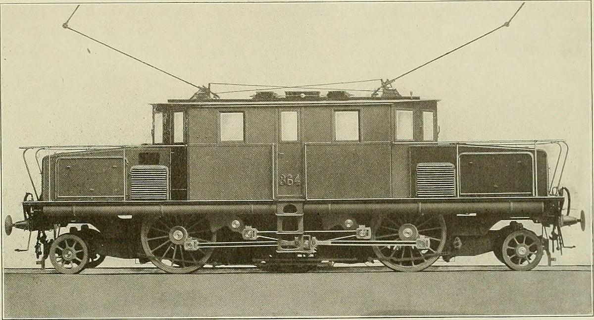 Rigid Framed Electric Locomotive Wikipedia