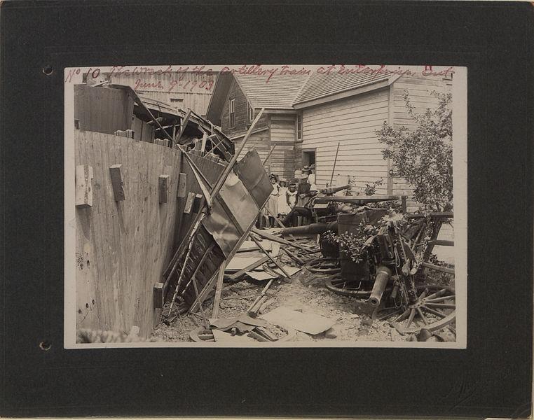 File:The wreck of the artillery train at Enterprise, Ontario, June 9, 1903 (HS85-10-14100-10).jpg