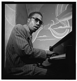 Thelonious Monk, Minton's Playhouse, New York, N.Y., ca. Sept. 1947 8William P. Gottlieb 06241).jpg