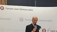 Theo Hiddema - the charming, clever, intelligent,  politician, lawyer,   with Dutch roots in 2019