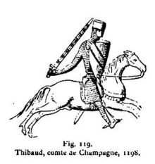 Image illustrative de l'article Thibaut III de Champagne