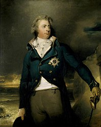 Thomas Lawrence: King William IV (1765–1837) as the Duke of Clarence