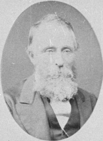 Thomas Mason (politician) - Thomas Mason in 1882