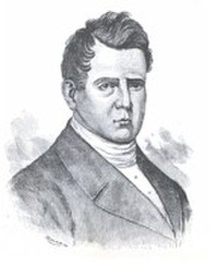 Biblical Recorder - Thomas Meredith (1795-1850), founder and first editor