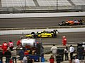 Thomas Scheckter and Marco Andretti (2534310566).jpg