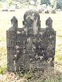 Thornburgh (Dinah), Union Cemetery, 2015-09-21, 01.jpg