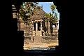 Through the entrance gate, Gondeshwar Temple, Sinnar, Maharashtra.jpg