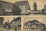 Thuren, Westpreußen - Mühlenwerke; Dorfstraße; Gasthaus Friedrich Buth (Zeno Ansichtskarten).jpg