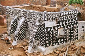 Tiebele village in Burkina Faso 04.jpg