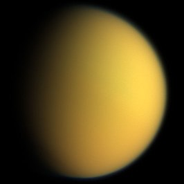 Titan in natural color Cassini.jpg