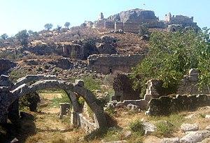 Tlos - Ruins of Tlos