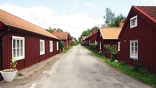 Tobo Place in Uppland, Sweden