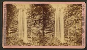 Toccoa Falls - Image: Toccoa Falls, N.E. Ga., by Early Rogers