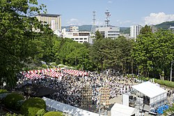 Tohoku Rokkonsai Festival 2nd Event place.jpg