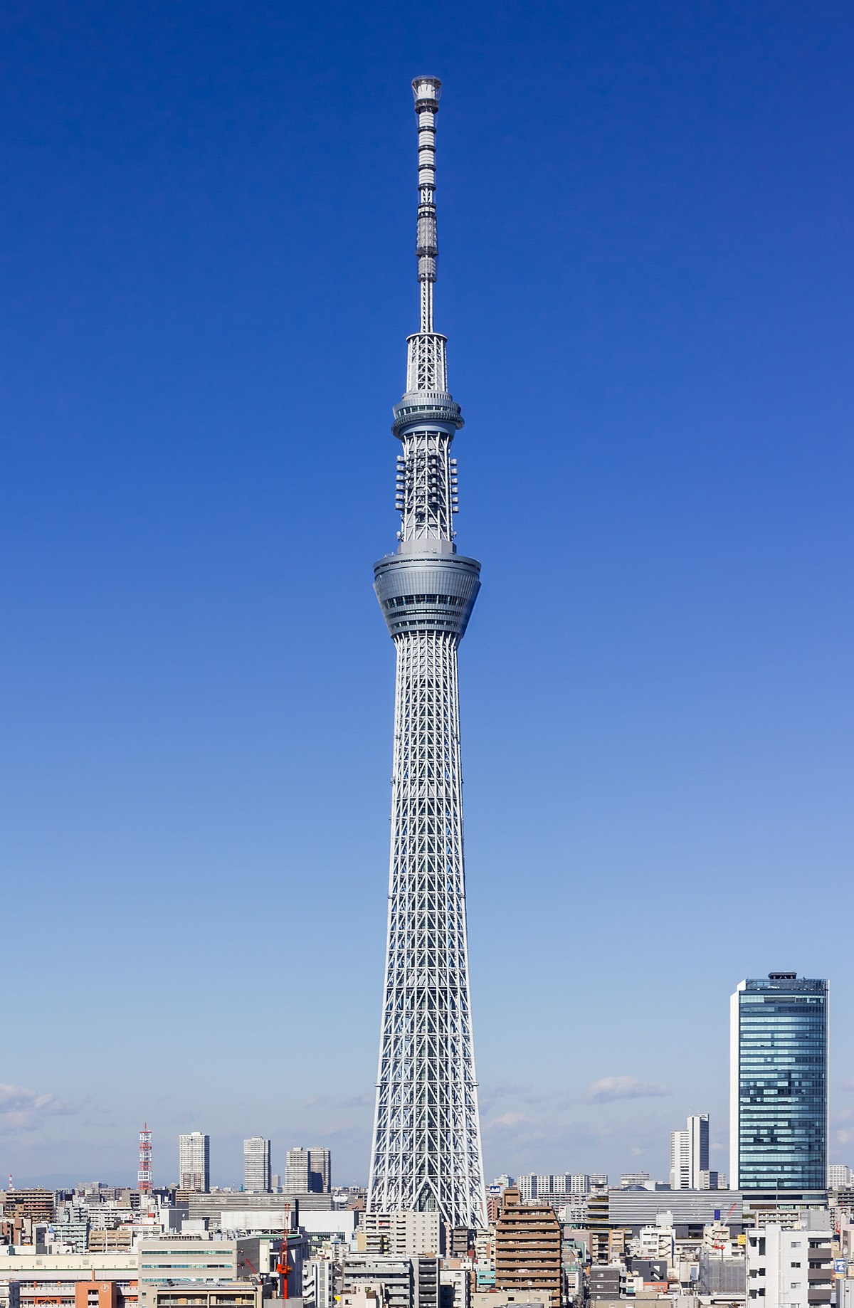 list of tallest buildings and structures wikipedia