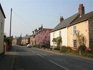 Tollerton, North Yorkshire Village and civil parish in North Yorkshire, England