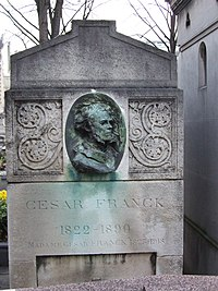 Tomb of César Franck.JPG