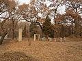 Tombs of Dukes of Yansheng - 66th generation area - P1060125.JPG