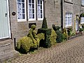 Topiary, Towngate, High Bradfield - 1 - geograph.org.uk - 1630585.jpg
