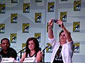 Torchwood panel at 2011 Comic-Con International (5983719876).jpg