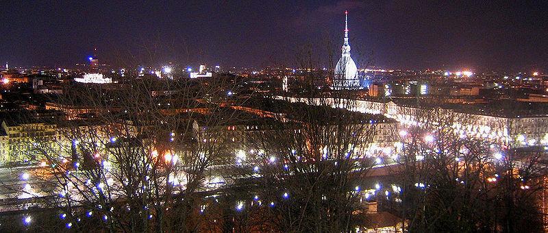 Luci a Torino
