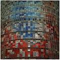 Torre Agbar, Jean Nouvel, El Poblenou.jpg