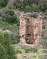 Torre avançada del castell de Quermançó.jpg