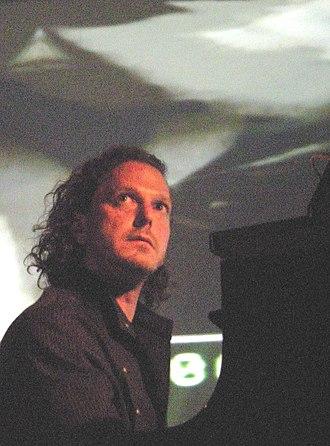 "Rupert Huber - Rupert Huber at Tosca's ""No Hassle's"" performance, Vienna, Austria, 2009."