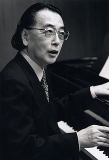 Toshi Ichiyanagi Japanese composer