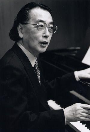 Toshi Ichiyanagi - Ichiyanagi in 1960