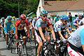 Tour de France 2011 étape 7 sortie Chaumont peloton 3.jpg