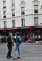 Tournage de la Douleur, un film d'Emmanuel Finkiel, à Paris (10775731534).jpg