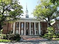 Town Hall, Weston, Massachusetts - DSC00522.JPG