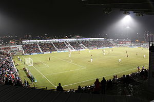 San Antonio Scorpions - Toyota Field during Soccer Bowl 2014