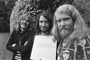 Trace (band) - Image: Trace 1974