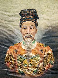 Nguyễn Phúc Miên Thẩm Tùng Thiện Vương (Prince Tùng Thiện of the 1st Rank)