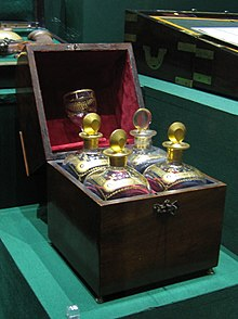 Travel box with bottles (Russia, early 19th c.).jpg
