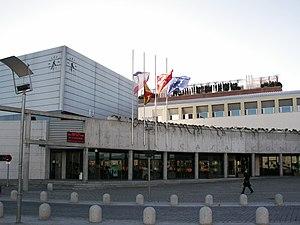 Tres Cantos, Madrid, Spain. Casa Consistorial.