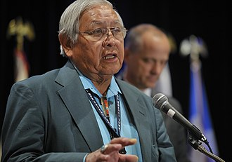 President of the Navajo Nation - Image: Tribal Energy Summit (5693942150)