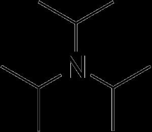 Triisopropylamine - Image: Triisopropylamine