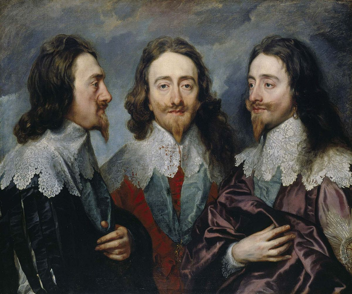 Triple portrait of Charles I.jpg