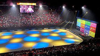 Internationaux de France figure skating competition