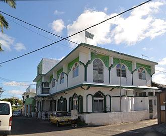Islam in Mauritius - Roshan Jameer Masjid in Trou d'Eau Douce