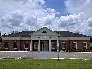Trojan Oaks Golf Course