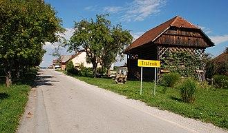 Trstenik, Šentrupert - Image: Trstenik, Šentrupert (1)