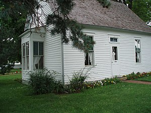 Harry S. Truman Birthplace in Lamar, Missouri
